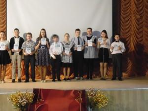 участники среди 7-8 классов